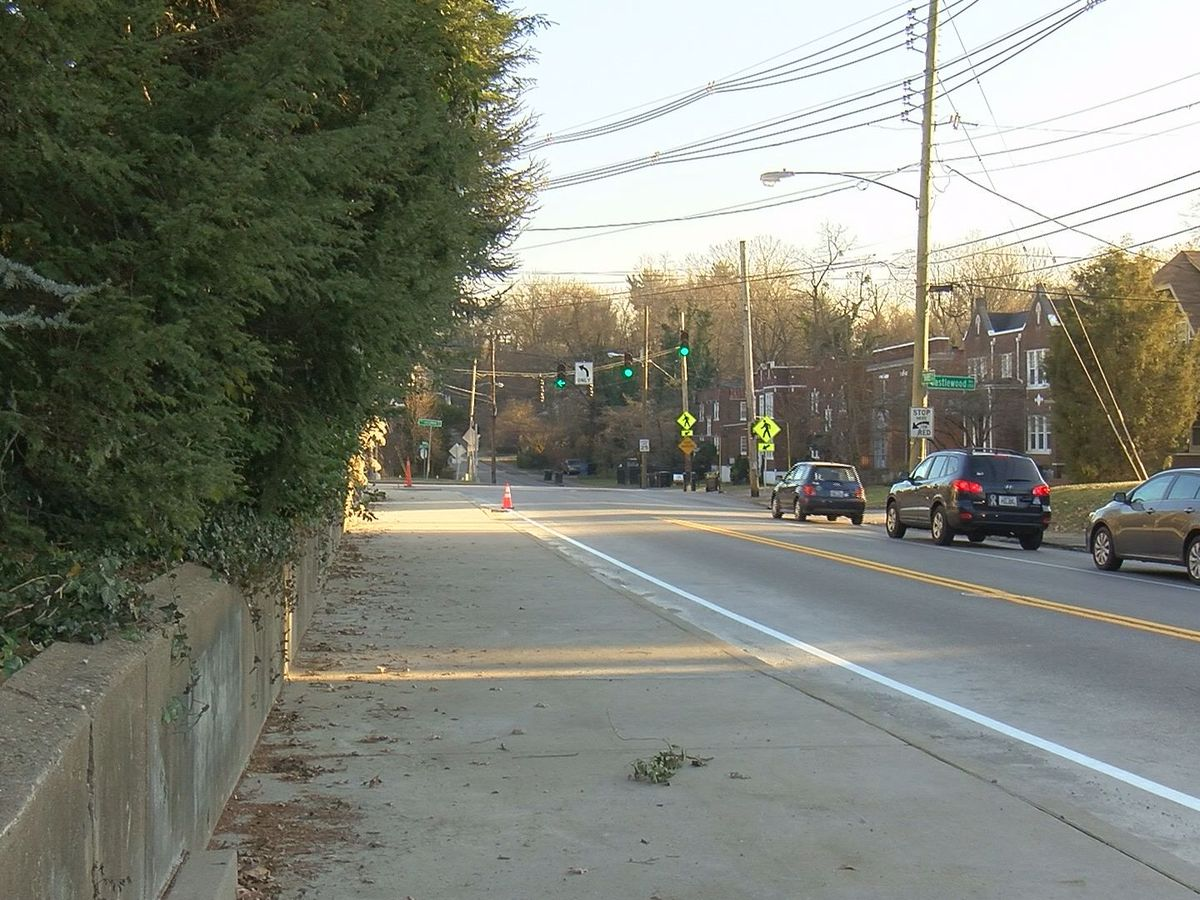Changes for pedestrians and drivers come to Barret Avenue