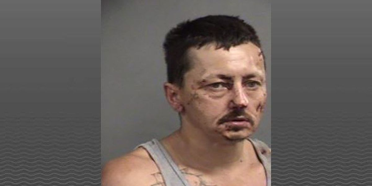 Police: Man attempted to strangle officer, dumped bag of narcotics