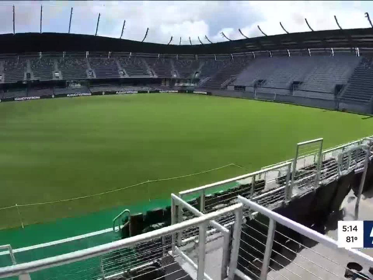 LouCity releases reduced capacity ticket plan for Lynn Family Stadium opener