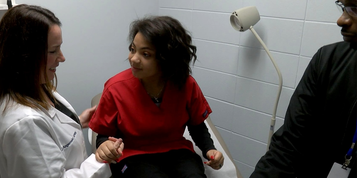 Health clinic for students opens inside PRP High School