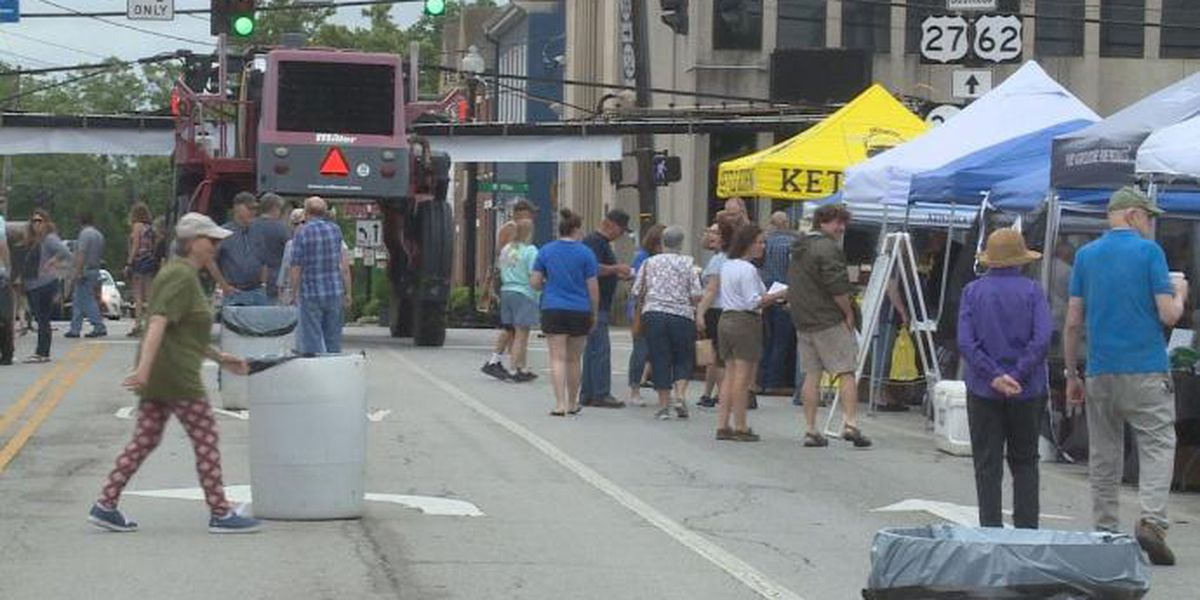 Cynthiana, KY festival raises hemp awareness