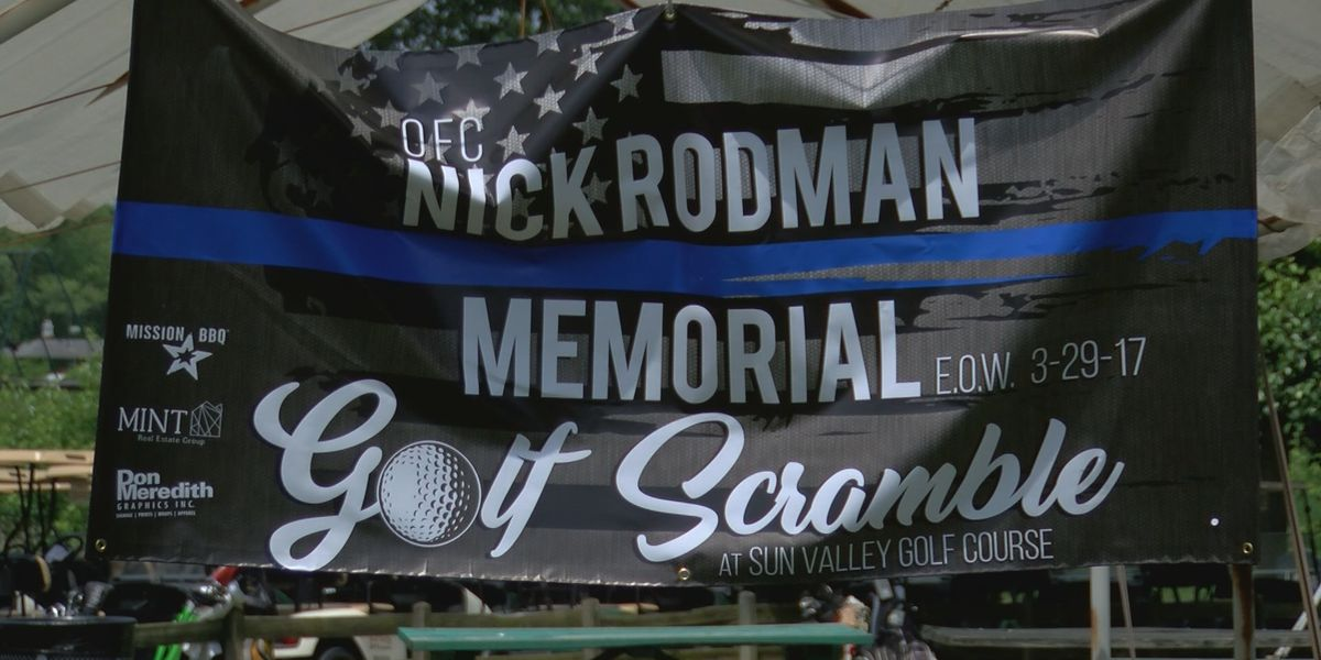 Golf scramble in honor of fallen LMPD officer raises thousands ahead of event