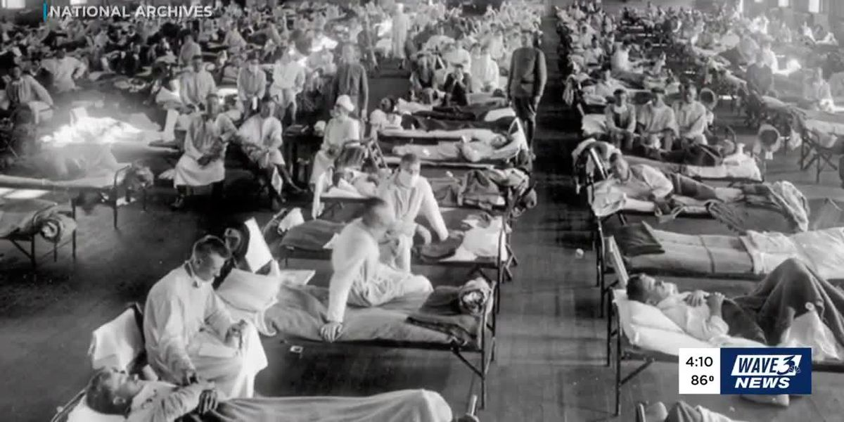 How the Spanish Flu and COVID-19 pandemics are similar