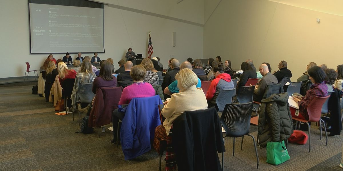 Employer symposium for workers in recovery held in Louisville