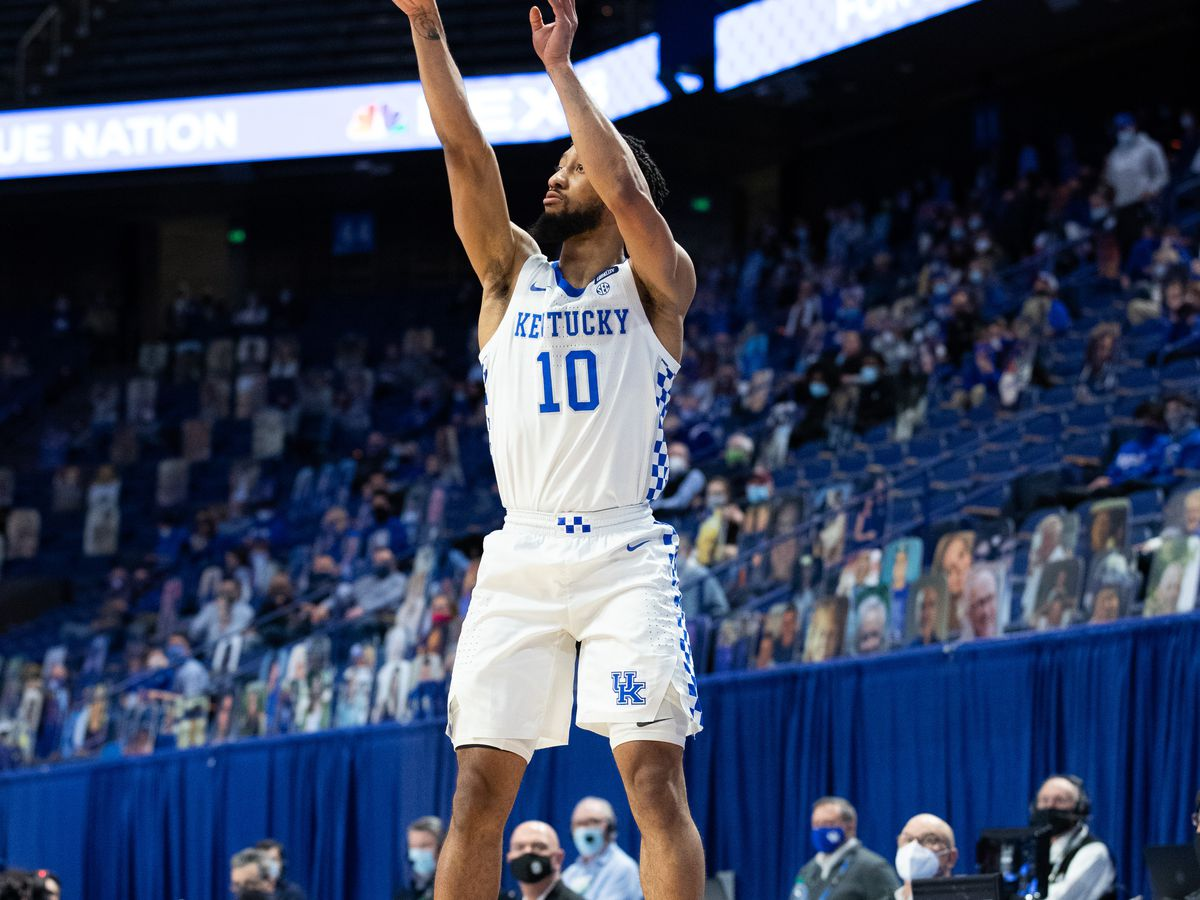 Mintz, Boston lead UK to 92-64 win over South Carolina