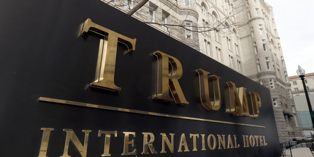 Newly empowered Dems take aim at Trump business conflicts