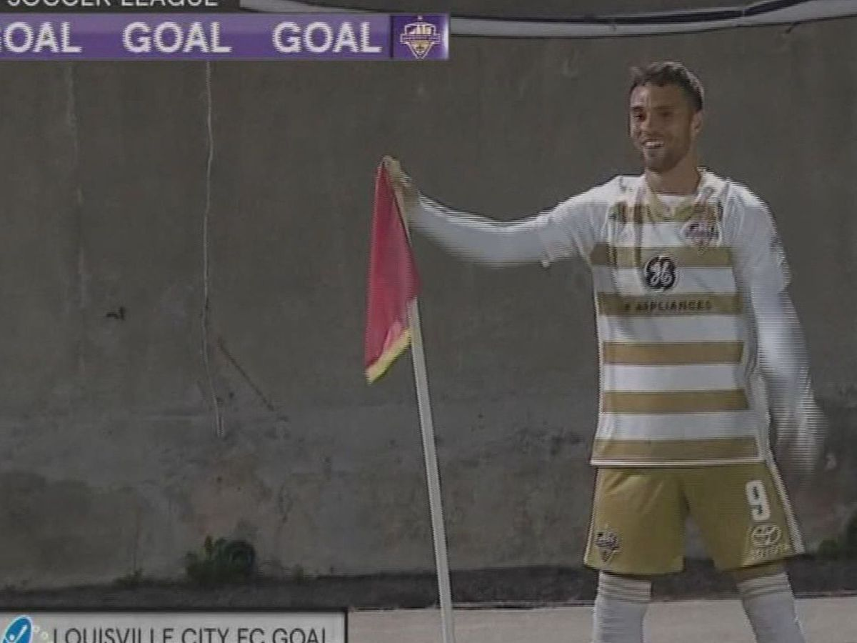 LouCity's Lancaster wins USL Golden Boot