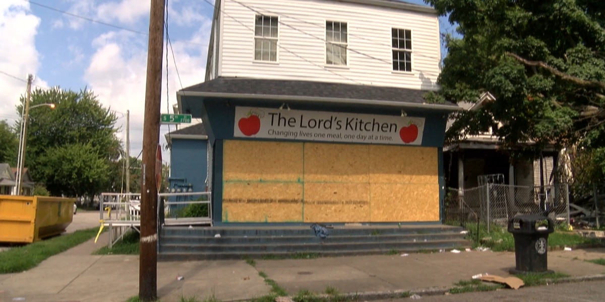 The Lord's Kitchen non-profit group seeking donations after fire damages property