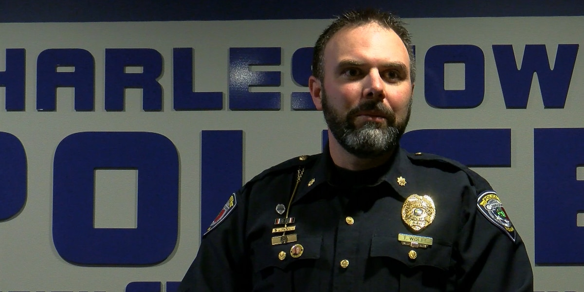 Tim Wolff promoted to Charlestown police chief