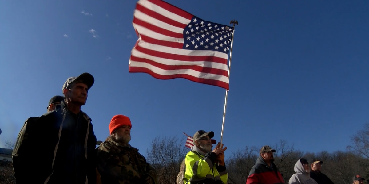 Ky. gun control protesters rally to fight for Second Amendment rights
