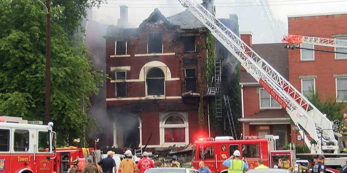 LIVE: Metro Arson update on deadly Old Louisville fire