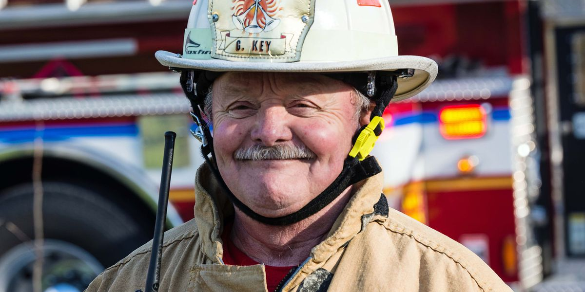 Zoneton Fire Major continues battle against COVID-19