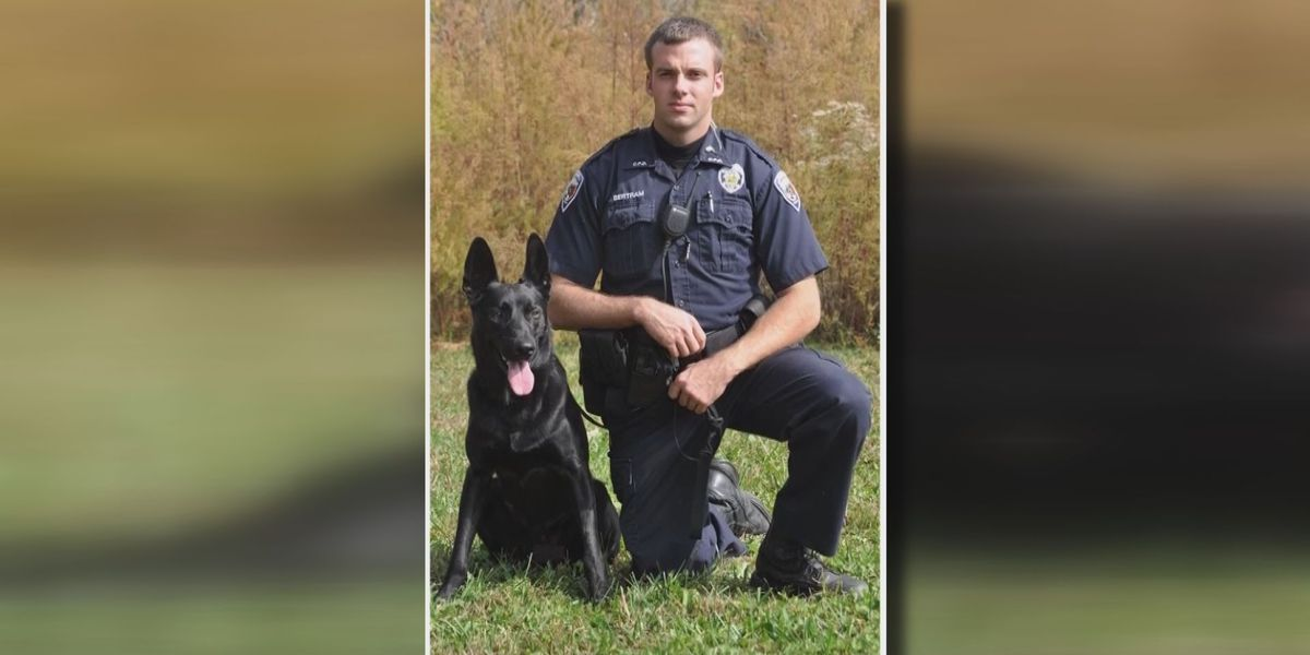 Charlestown Police builds, strengthens K9 legacy in the year after Sgt. Ben Bertram's death