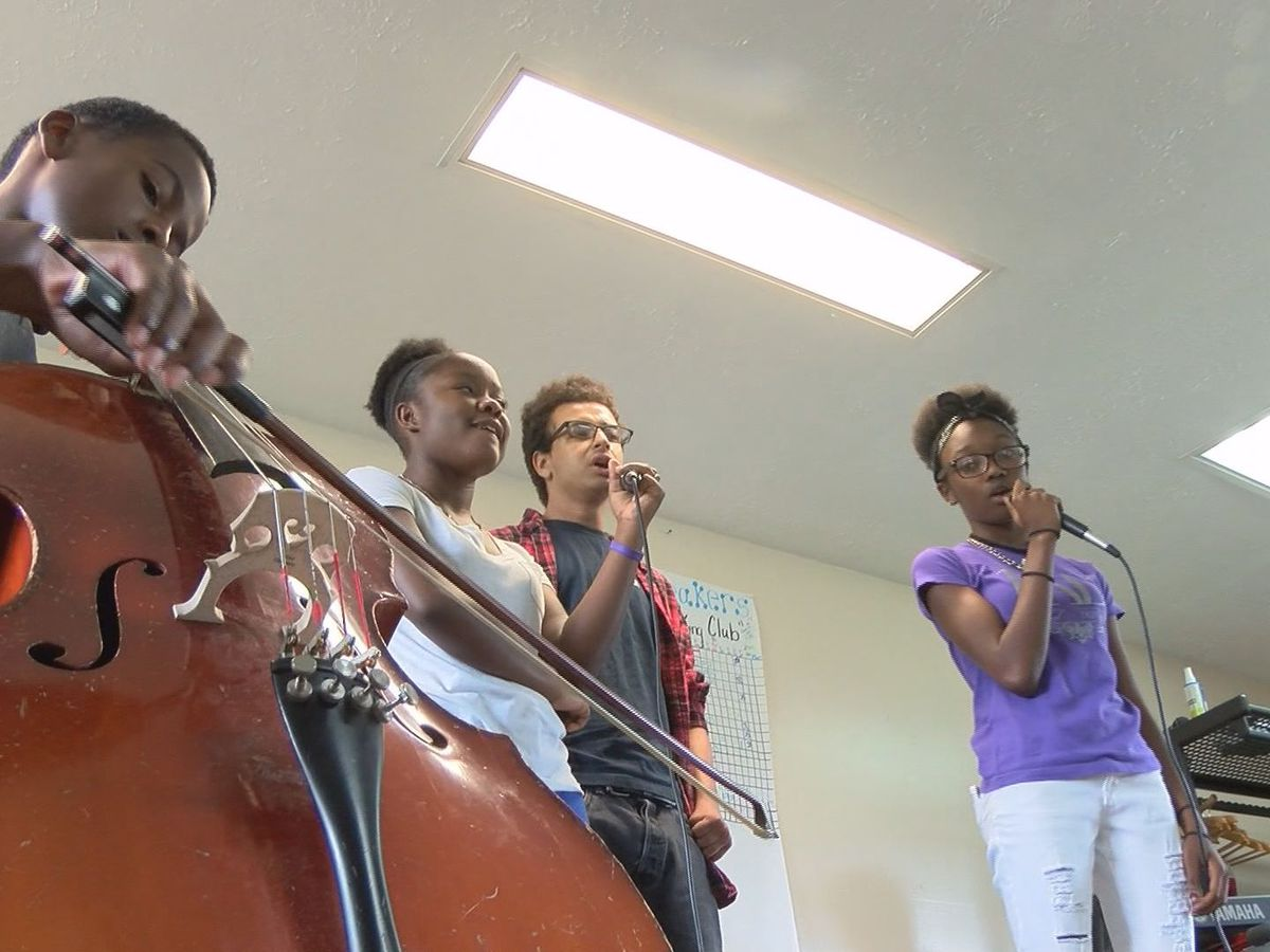 AMPED Louisville music program receives $50,000 national award