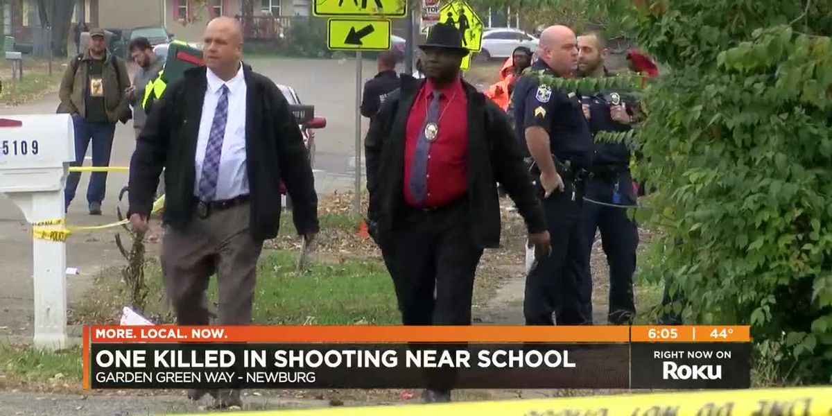 Man shot, killed in broad daylight just blocks from JCPS elementary school