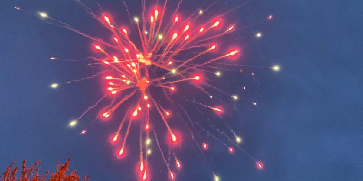 Nightly Mt. Washington fireworks display honors COVID-19 victims