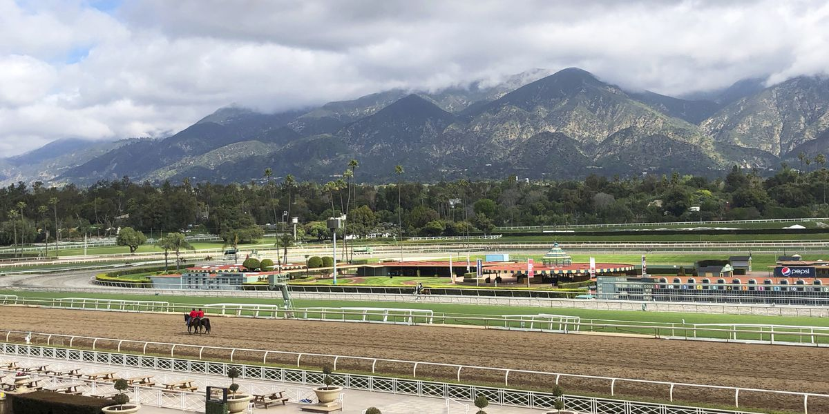 Hall of Fame trainer Hollendorfer banned from Santa Anita