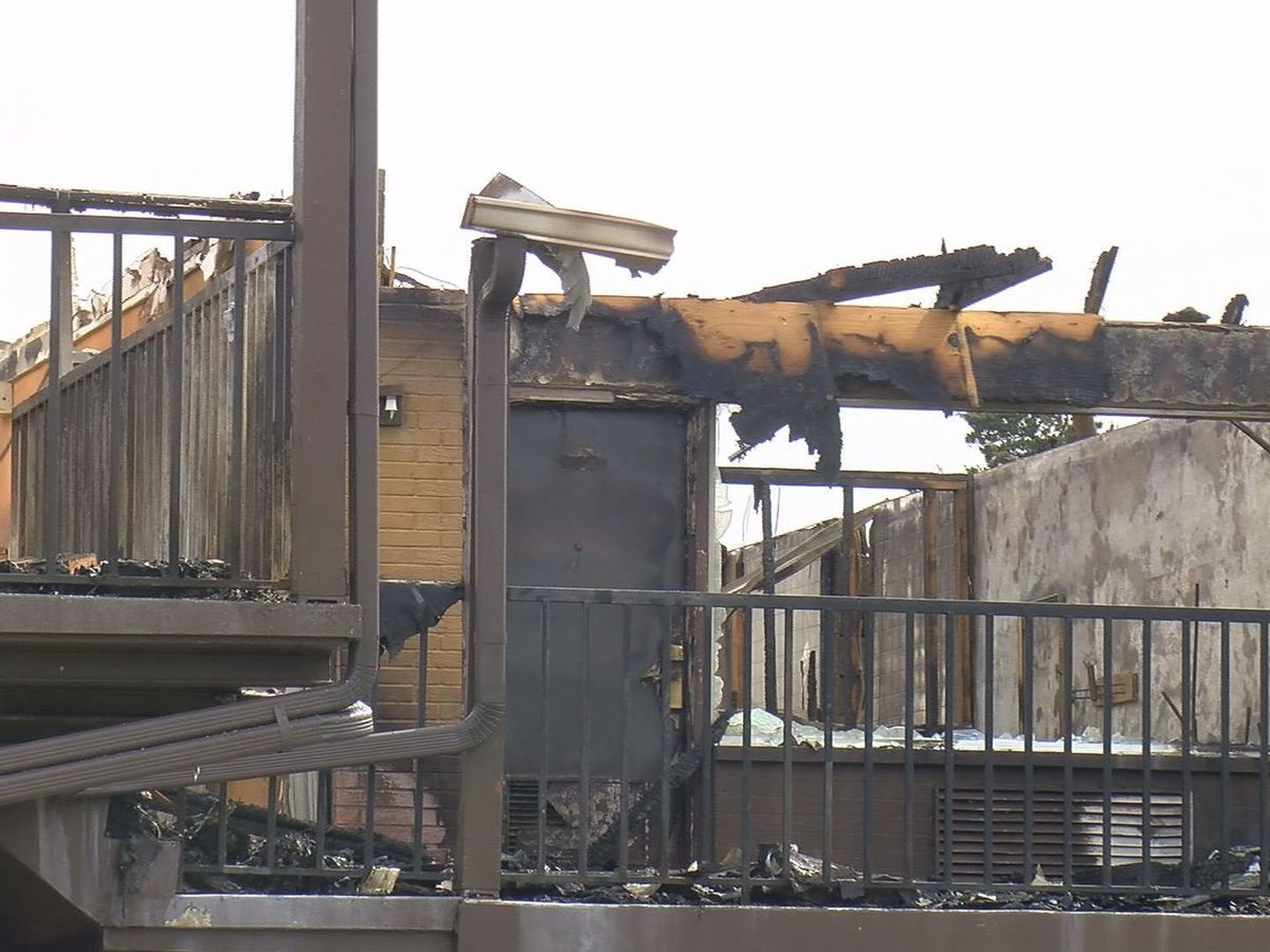 Elizabethtown motel condemned following fire
