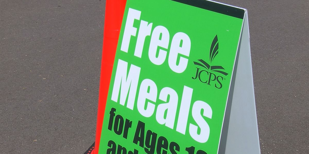 Extended USDA free meal program would feed JCPS students and children not enrolled