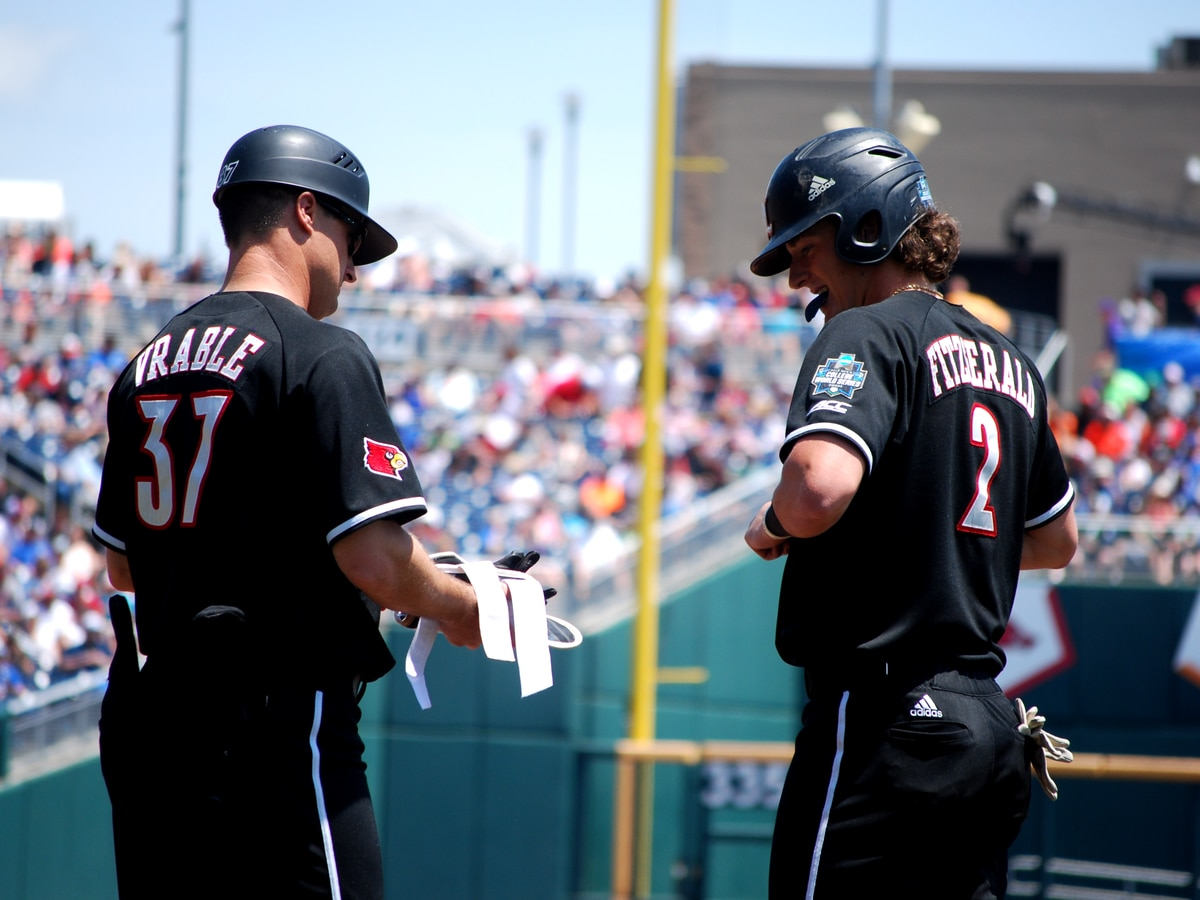 Louisville takes lessons from regional loss into CWS battle