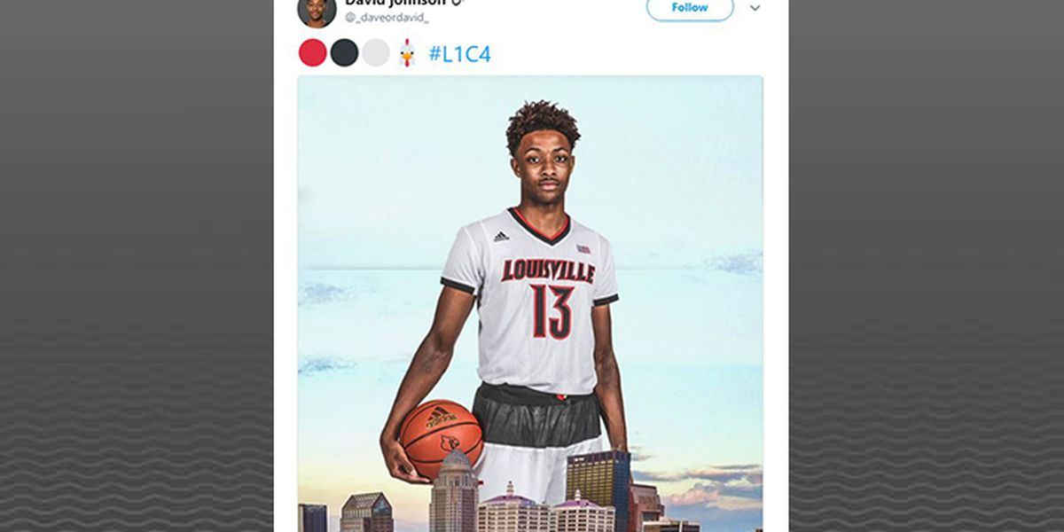 UofL committ David Johnson to attend Louisville Live on Friday