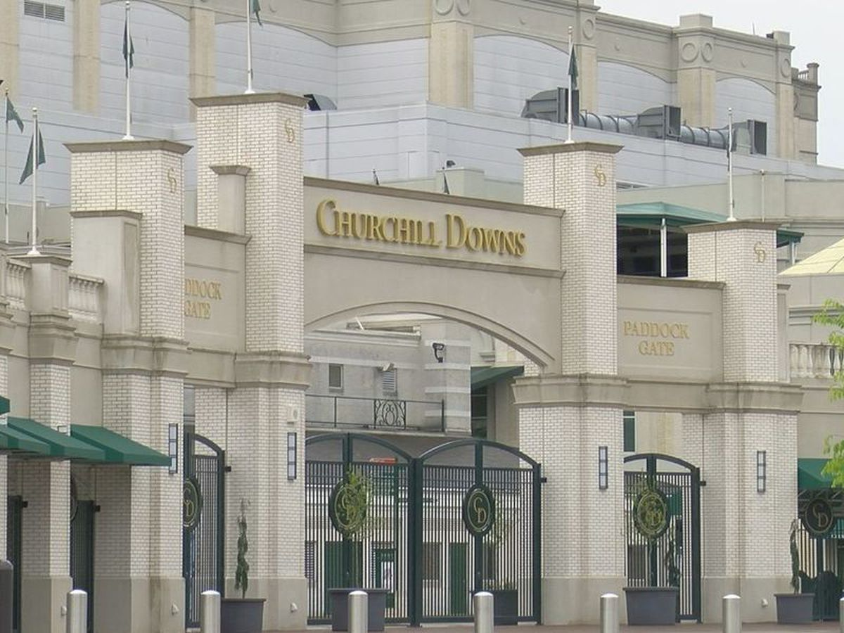 Former Churchill Downs President, CEO Albert Lynn Stone dies at 95