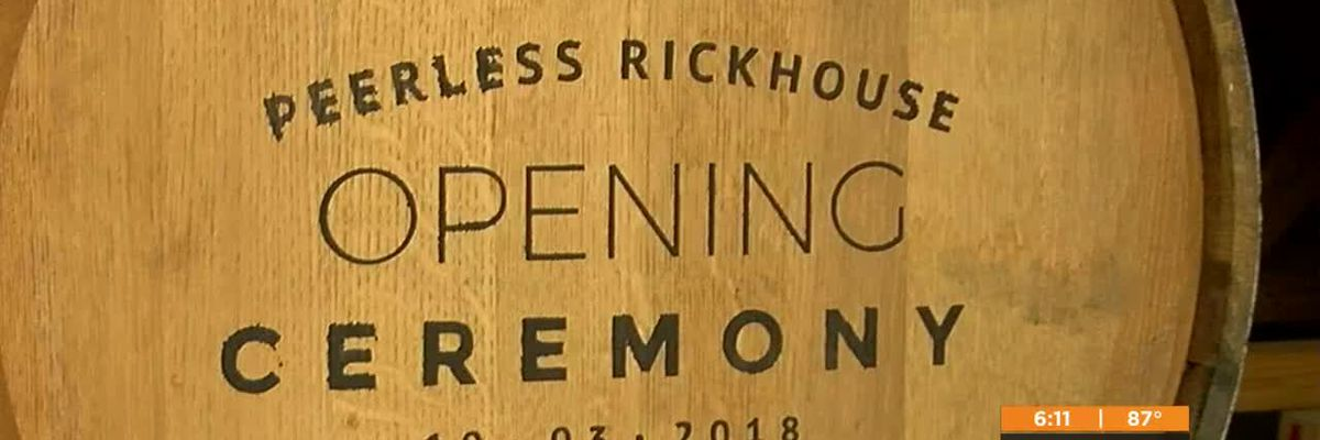 Henry County welcomes new bourbon rickhouse