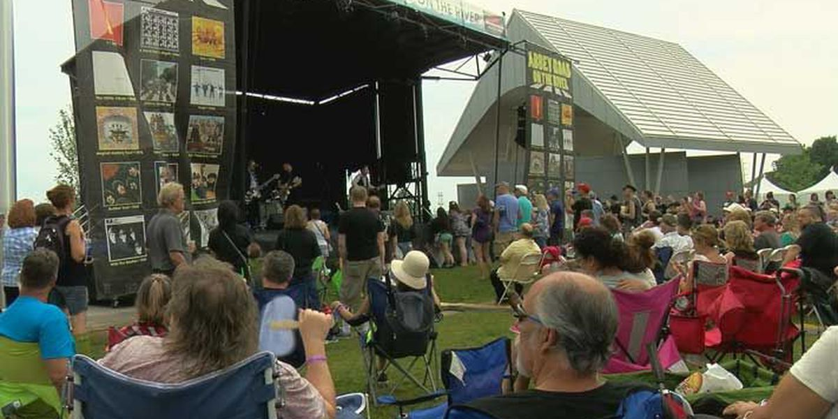WAVE 3 News Abbey Road on the River postponed due to coronavirus