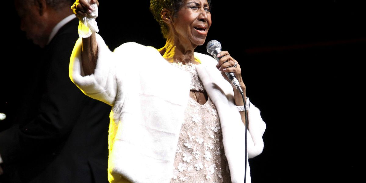 Aretha Franklin to be honored with tribute show next month