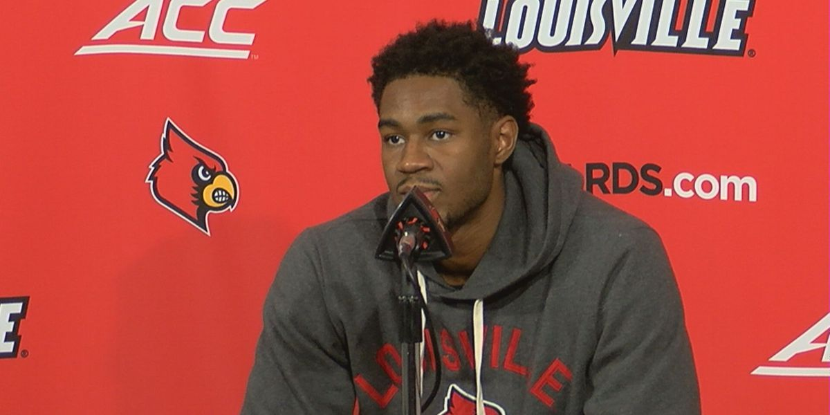 UofL's King addresses alleged connection to Christian Dawkins