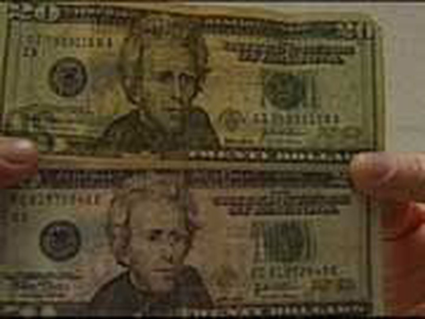 Men arrested in counterfeiting operation
