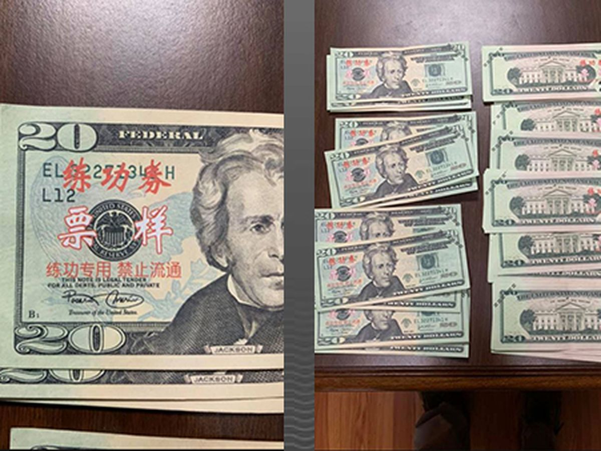 Vine Grove Police warning residents of counterfeit cash