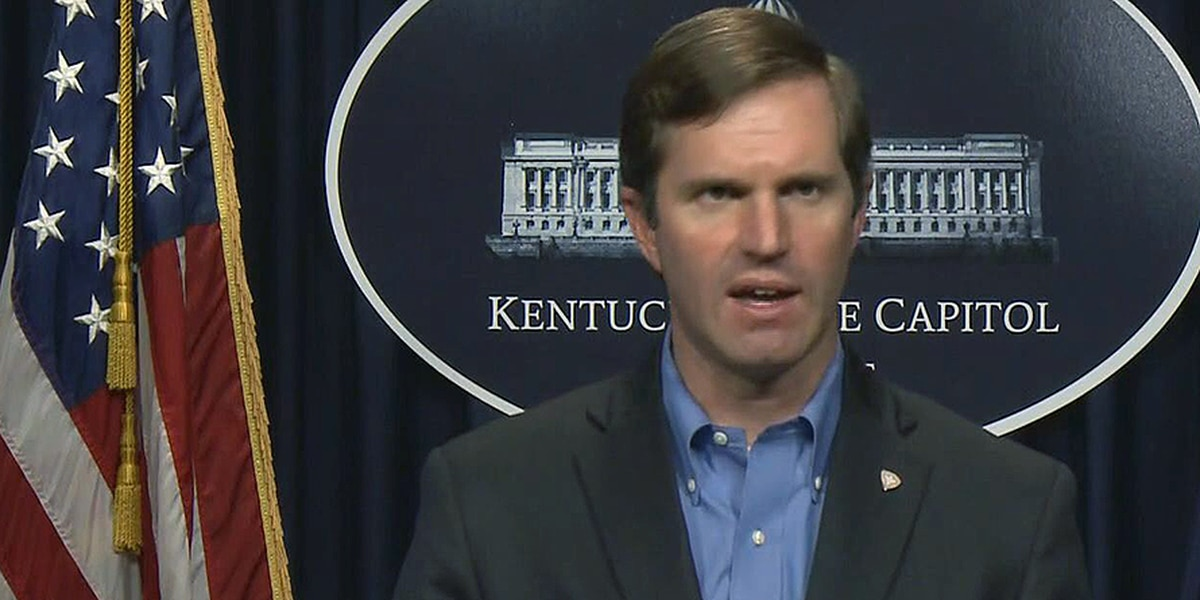 Beshear: Nearly 9,000 people have been vaccinated for COVID in Kentucky