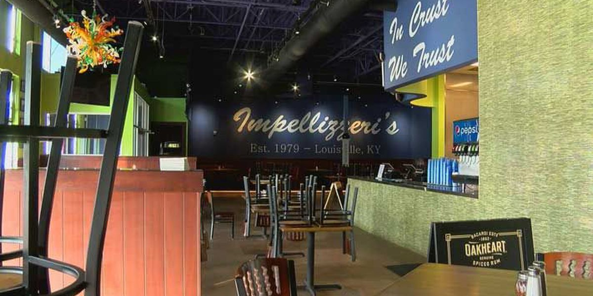 Impellizzeri's pizzeria opening in Middletown