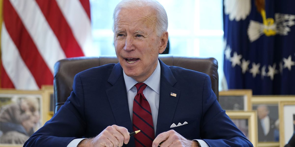 Biden marking Bloody Sunday by signing voting rights order