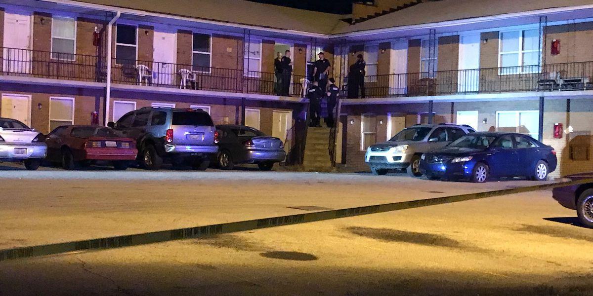 Man shot, killed in southwest Louisville