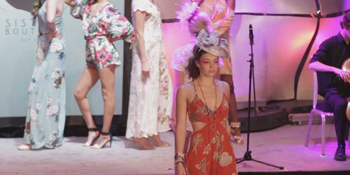 KDF Fashion Show features latest trends, new festival jacket
