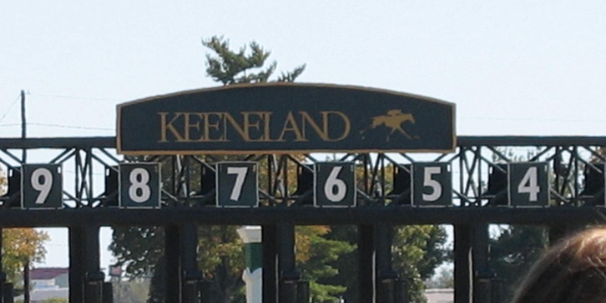Keeneland cancels 2020 Spring Meet due to coronavirus concerns