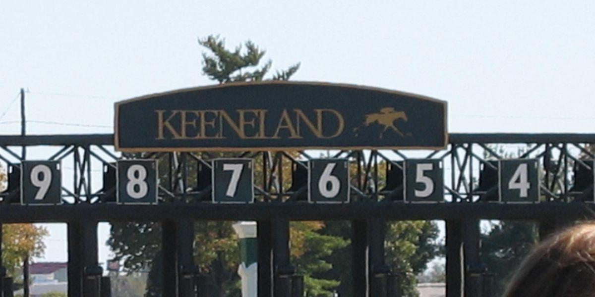 Keeneland fall meet begins Friday