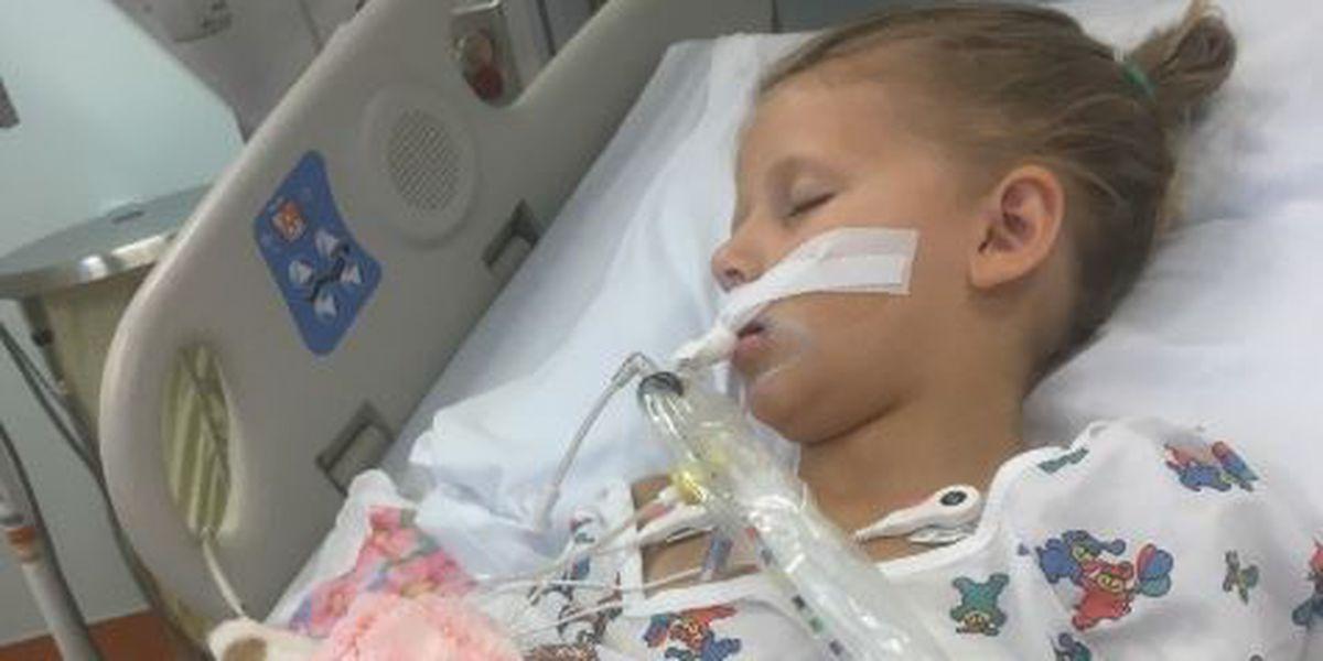 Cincinnati area girl, 5, diagnosed with rare tick paralysis