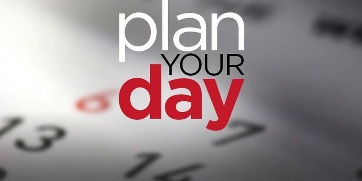 4 things to help plan your day