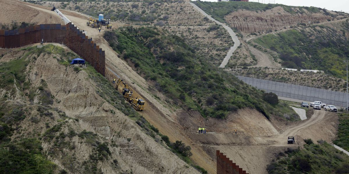 2 Indiana projects halted by border wall funding shift