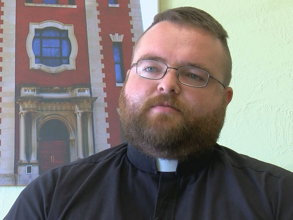Young Jeffersonville priest works to rebuild trust in church hit by decades of sexual abuse