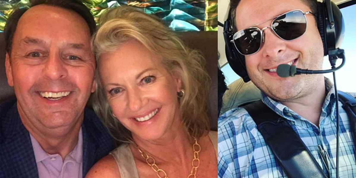 'He's touched everyone's lives'; Co-workers devastated by death of 3 in plane crash