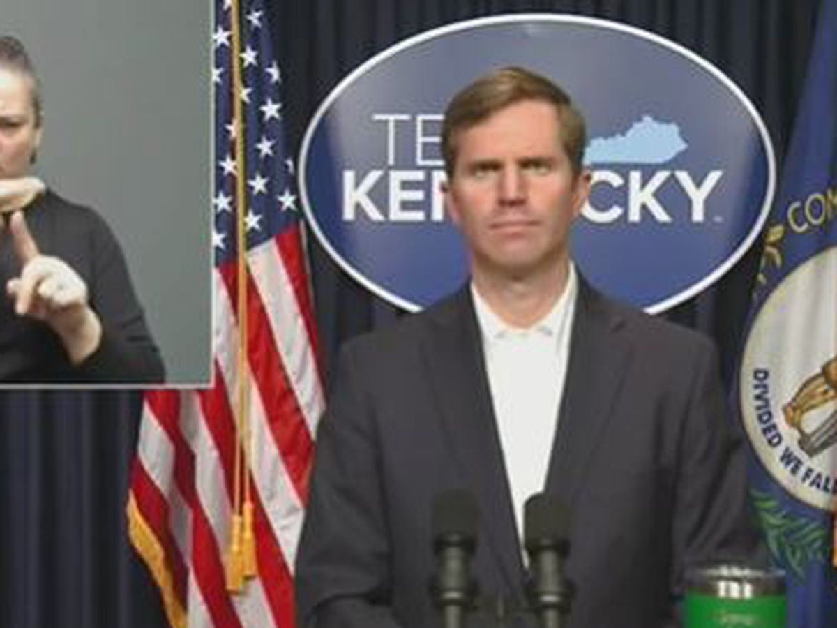 Beshear: 1,068 new COVID cases in Ky. as more than 150 new vaccination sites open statewide