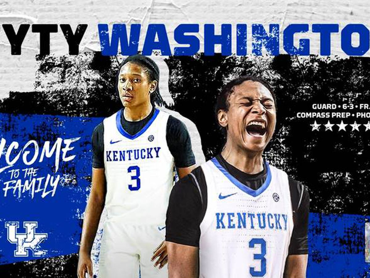 TyTy Washington signs with UK