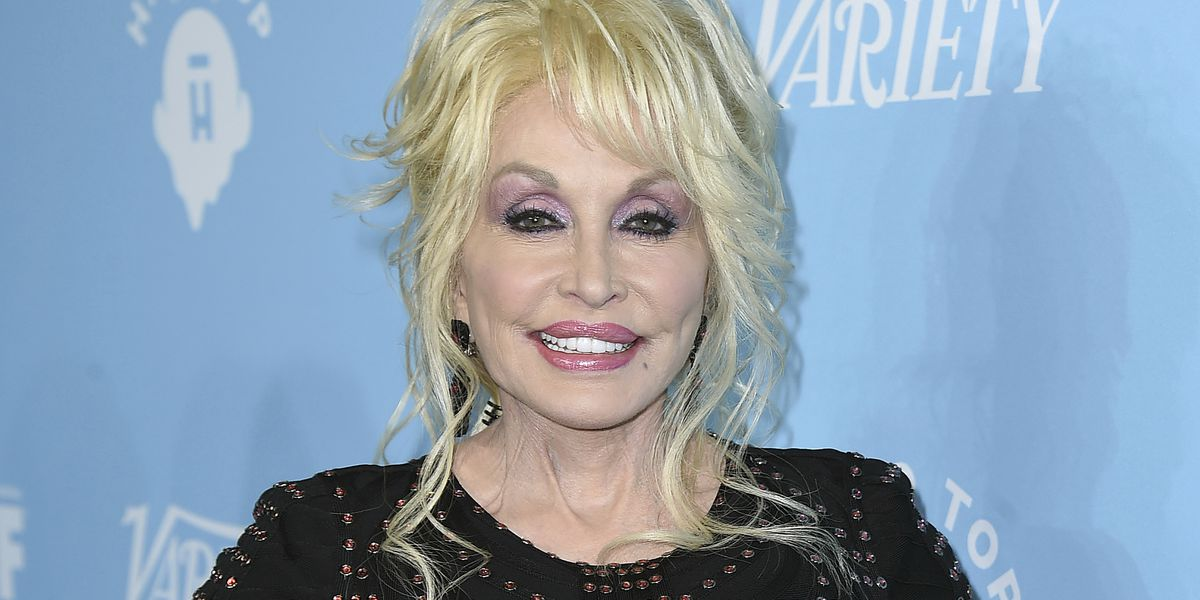 Dolly Parton honored with MusiCares' Person of the Year award for work with Imagination Library