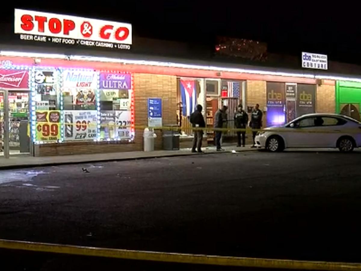 Police investigating shooting on Poplar Level Road