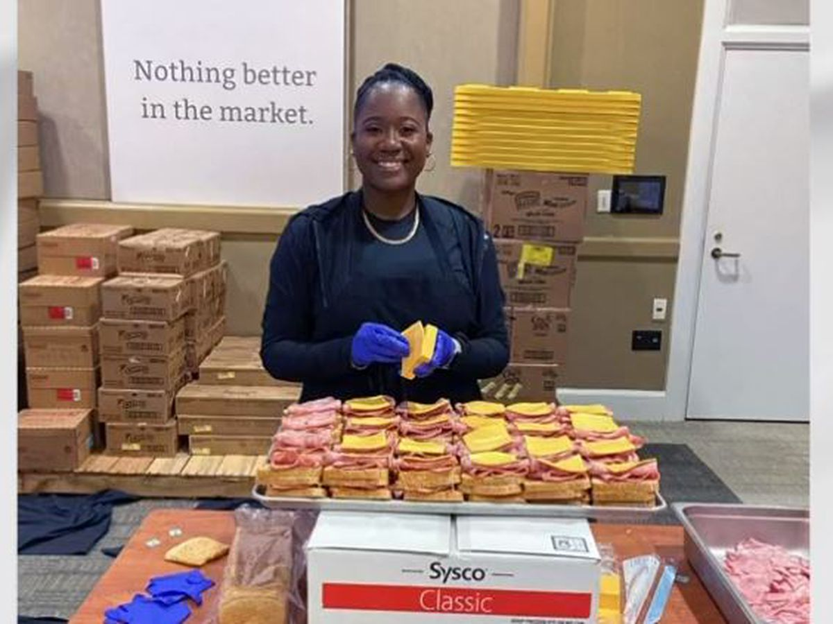 Brown-Forman donates thousands of meals