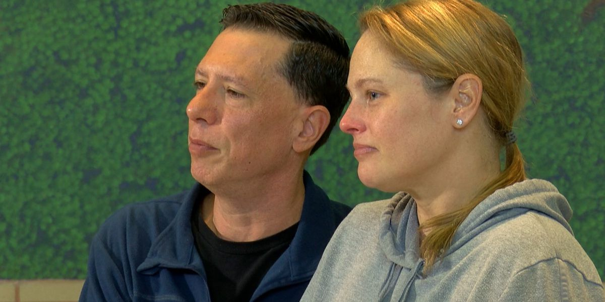 'People are just good': Jacob Stover's parents blown away by community support